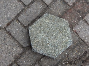 zeskanttegel