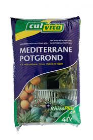 culvita mediterrane potgrond